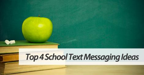 school text messaging